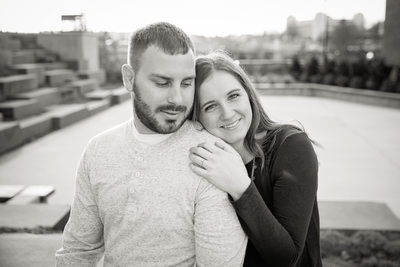 Huntington Park Spokane engagement photography