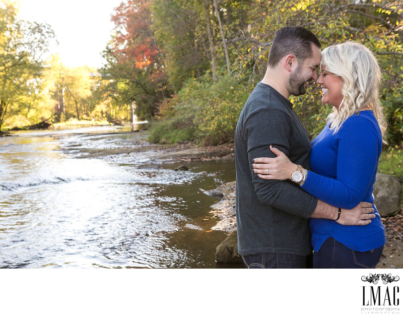 Kent State Engagement Session