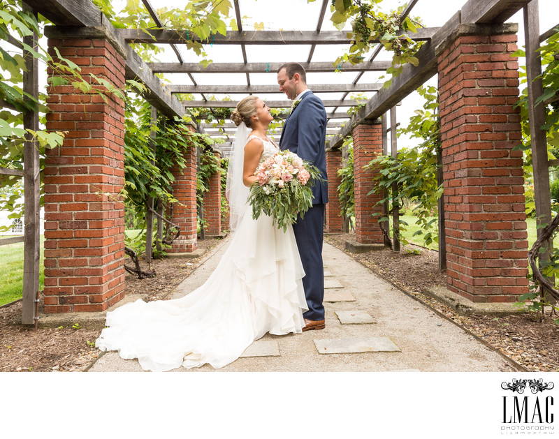 A Gorgeous Stan Hywet Wedding