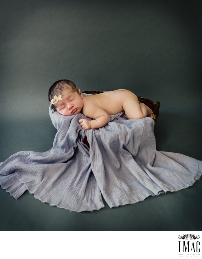 Beautiful Newborn Shoot