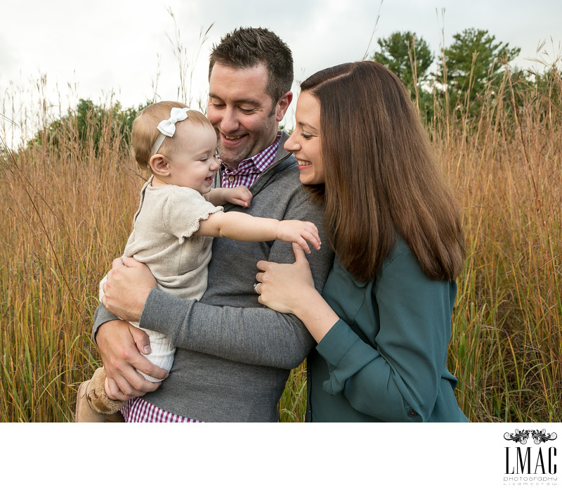 Family Lifestyle Photos at the Nature Realm in Akron Ohio