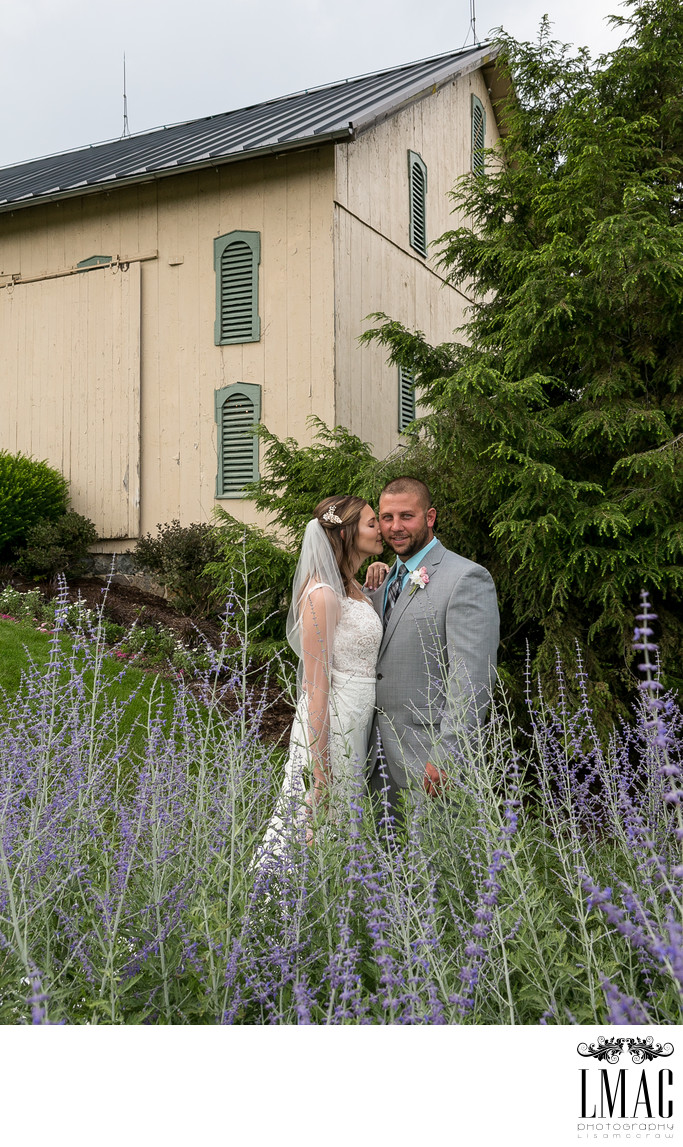 Sweet Wedding Photos from the Mohican Area