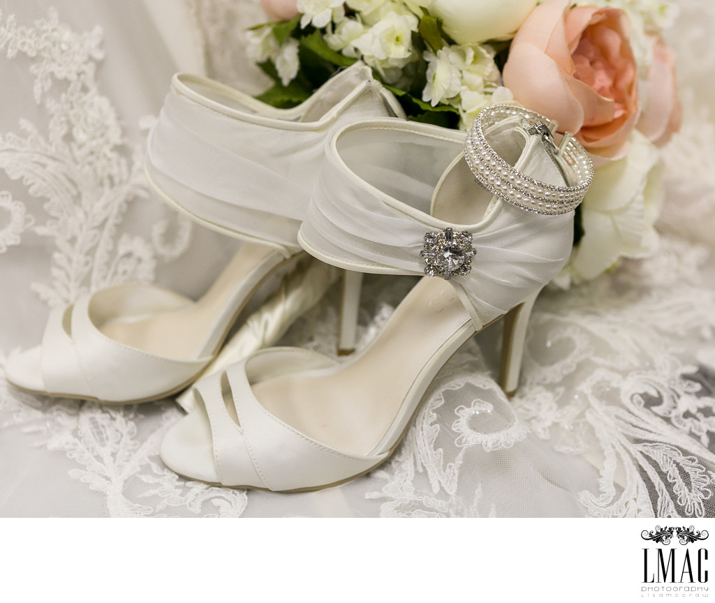 Gorgeous Wedding Detail Photos Featuring the Shoes