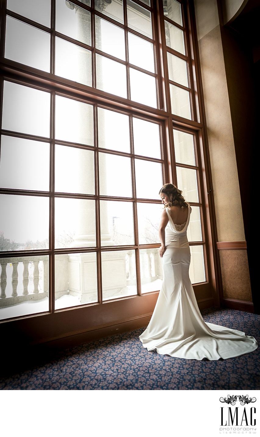 Severance is an Amazing Cleveland Wedding Photo Location
