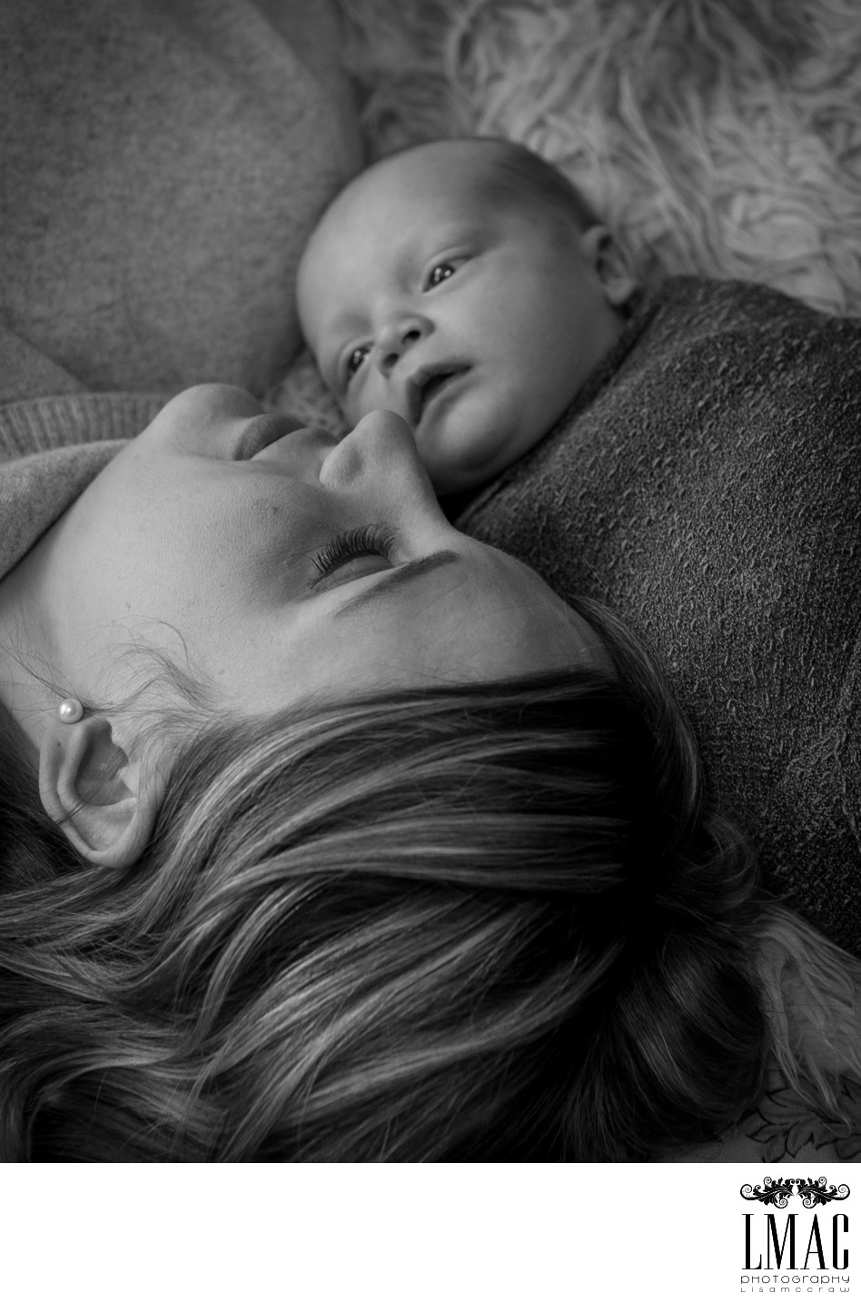 Beautiful Mommy and Baby Photos