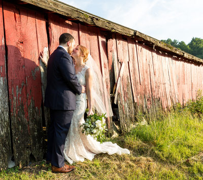 Barn Wedding in Akron, Ohio