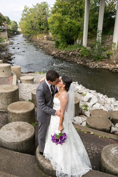 Stunning Akron Ohio Wedding Photos