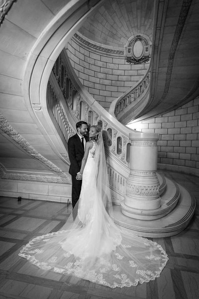 Beautiful Wedding Photos in Cleveland Ohio