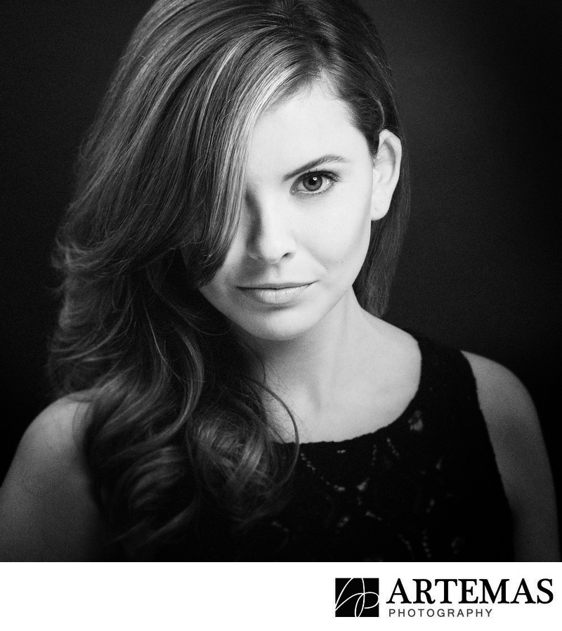 Shawna Modeling for Artemas Photography commercial shoot for Phillip Michael Studio