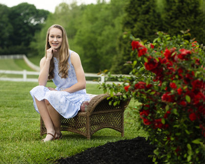 Senior Portait Photography in Baltimore Maryland and pennsylvania