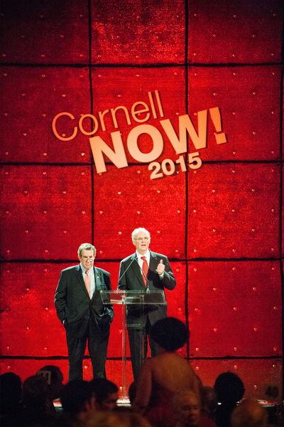 Cornell University Now Fundraising Program