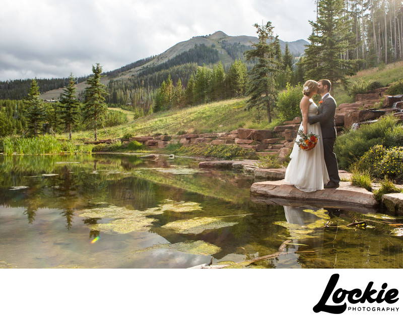 Stunning Montana wedding photos from Big Sky Montana