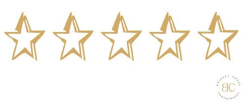 Five Star Review Ratings From Business & Family Clients