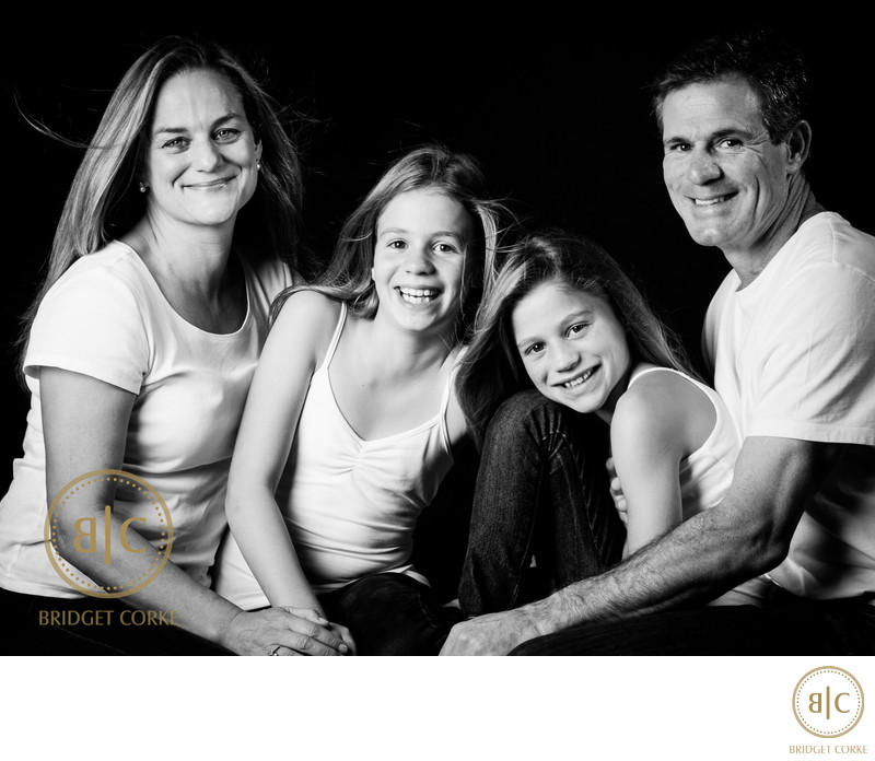 Johannesburg Family Studio Shoot