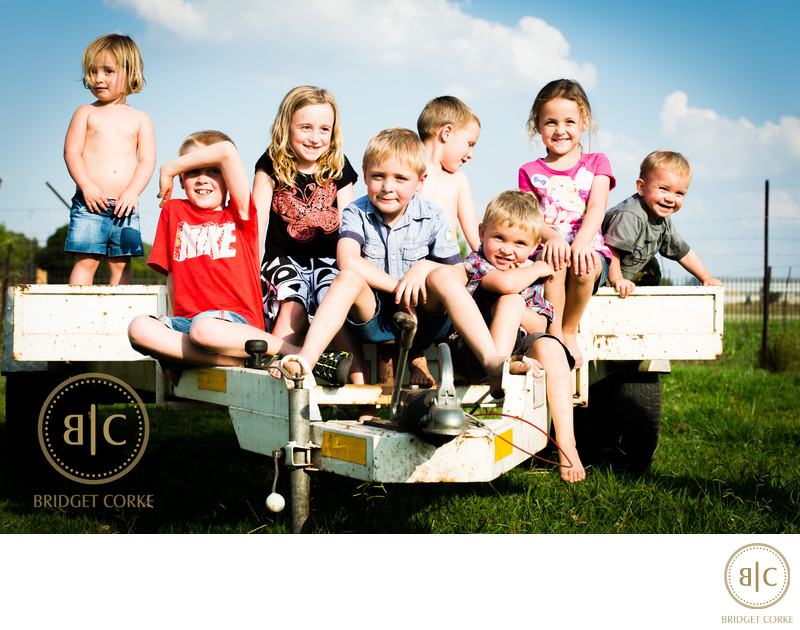 Top Johannesburg Family Photographer By Far