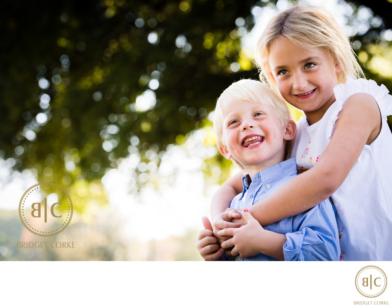 Best Johannesburg Family Photographer on Location