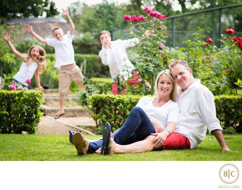 Waverley Location Family Shoot