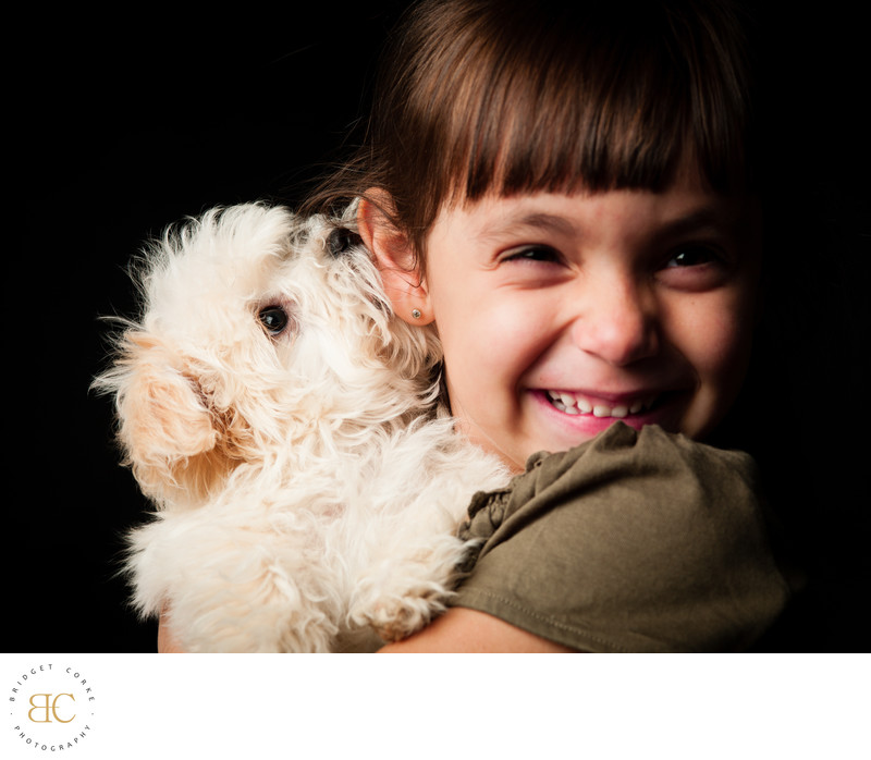 Studio Pet Photography Johannesburg Maltese Poodle