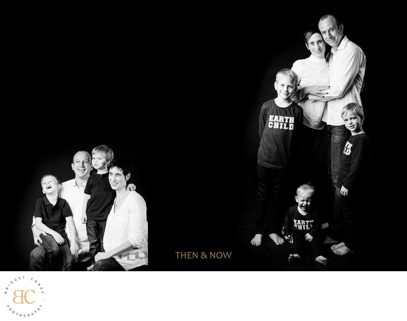 Johannesburg Family Photographer Then & Now 70