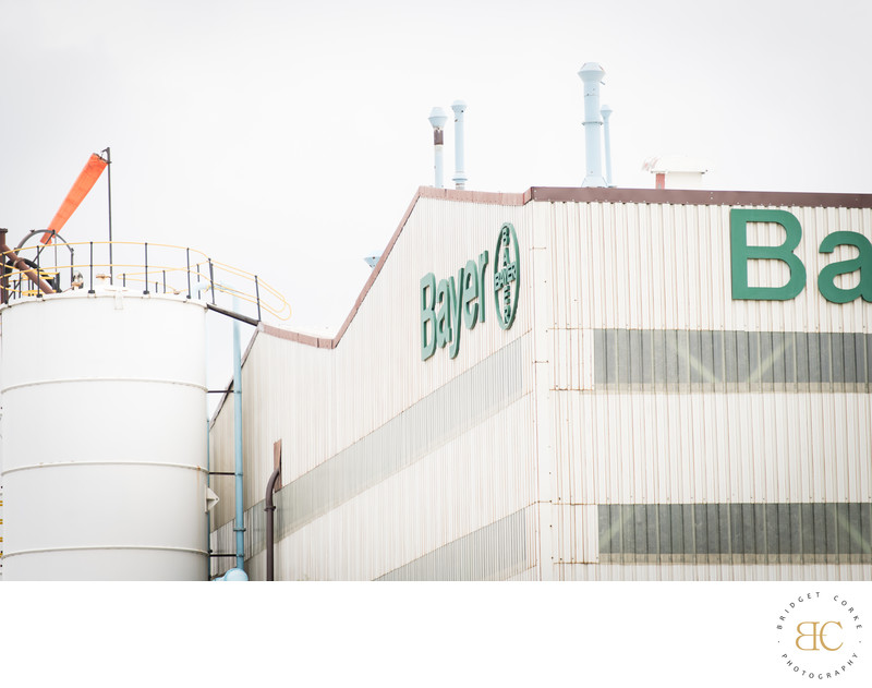 Editorial Documentary Photographer Bayer Plant Nigel