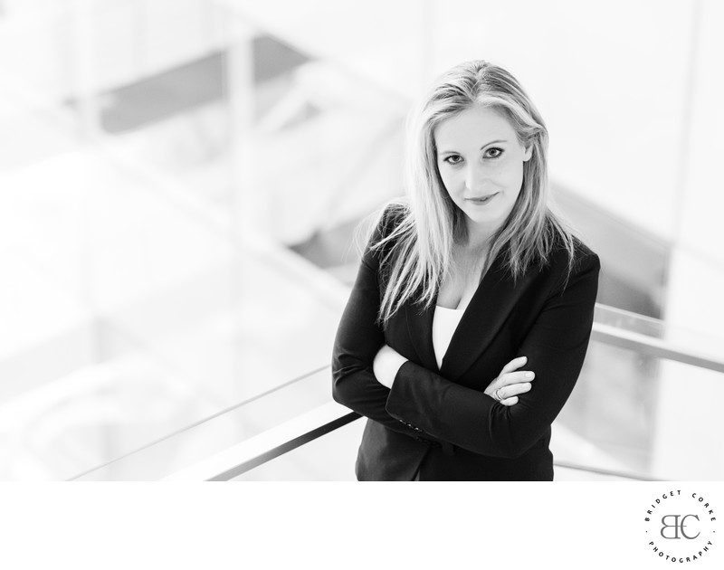 Corporate Portrait Photograph Lauren Callie Johannesburg