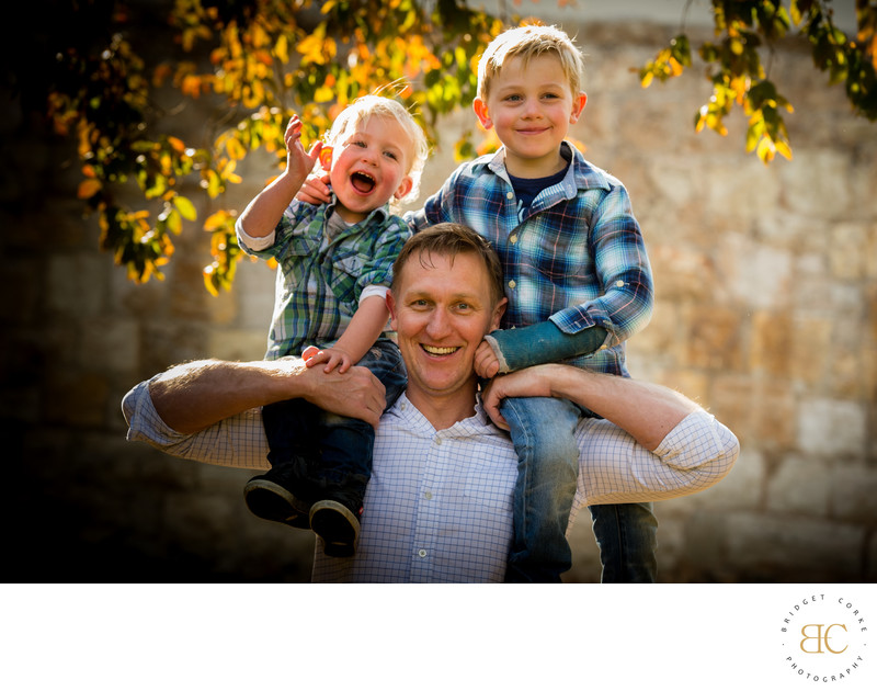 Outdoor Home Family Photography Johannesburg