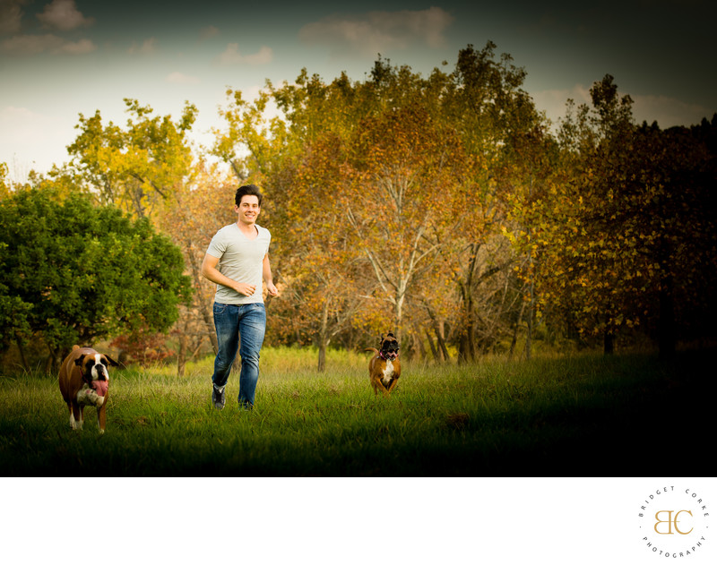 Outdoor Pet Photographer Johannesburg