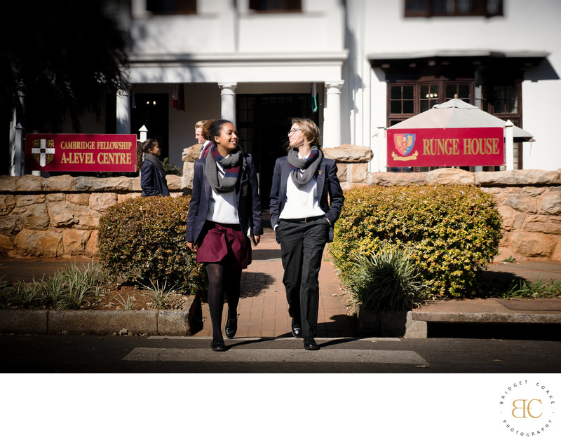 Editorial Photography Johannesburg CIE St John College
