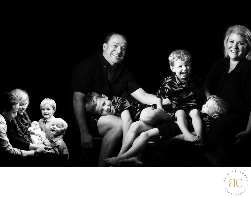 JOHANNESBURG: Then & Now Family & Child Photographer