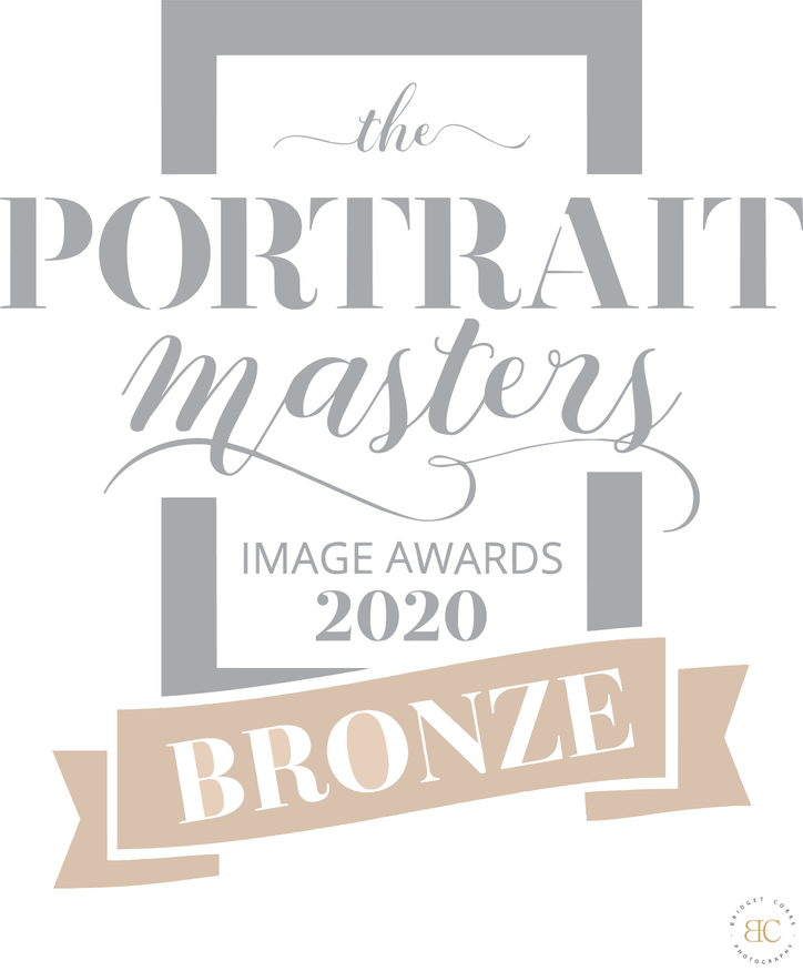 The Portrait Masters Bronze Image Award for 2020