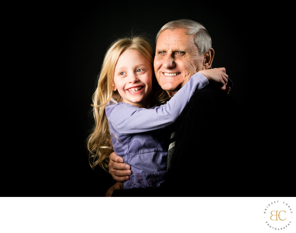JOHANNESBURG: Studio Grandparent Family Photographer