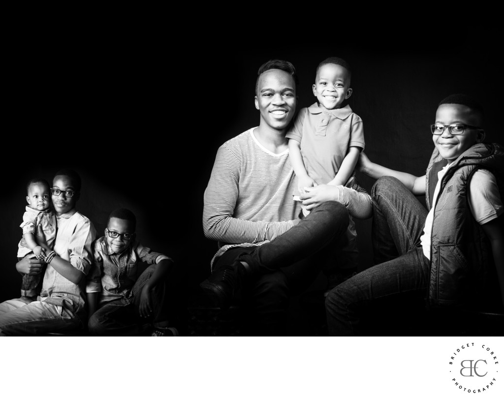 JOHANNESBURG: Family Photographer Then & Now 52