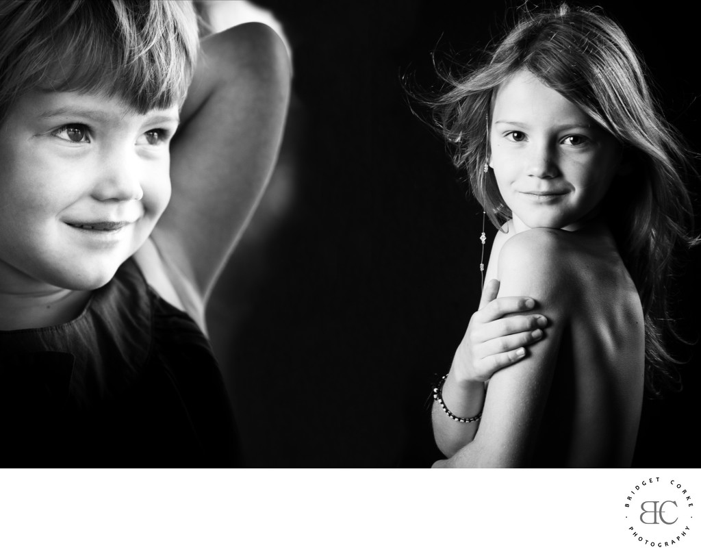 JOHANNESBURG: Then & Now Child Photography