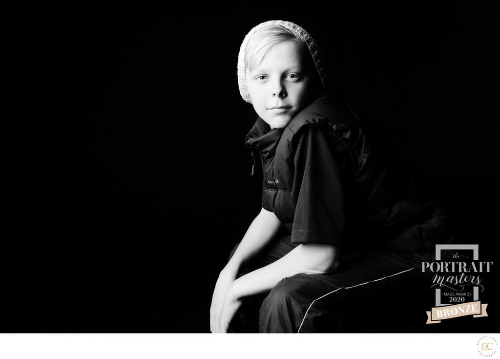 JOHANNESBURG: Portrait Masters Winner Child Photographer