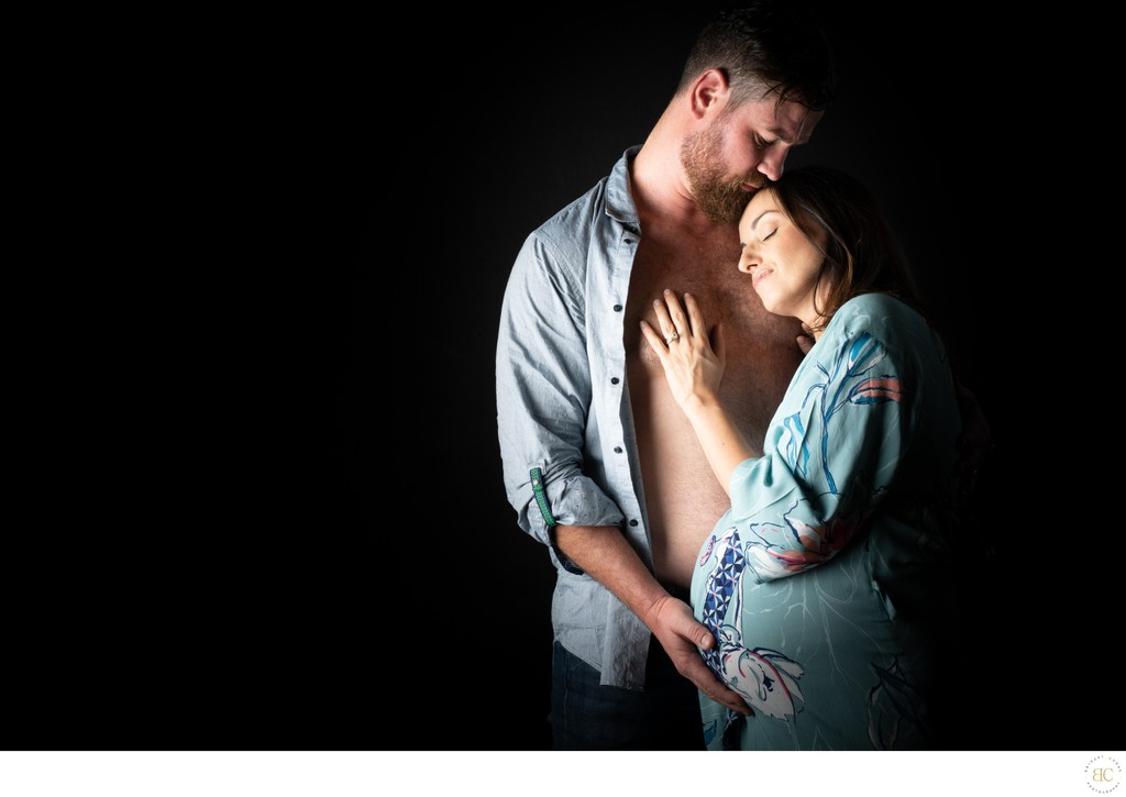 JOHANNESBURG: Fine Art Studio Maternity Photo