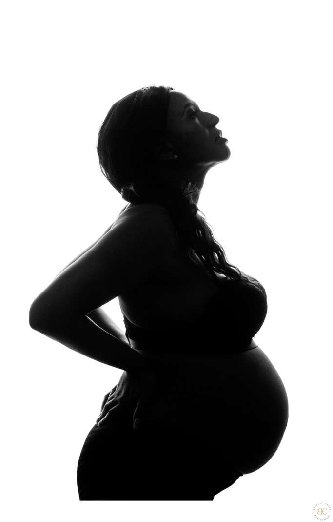 JOHANNESBURG: Maternity Session Picture