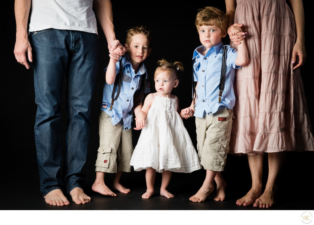 JOHANNESBURG: Family Portrait Photograph