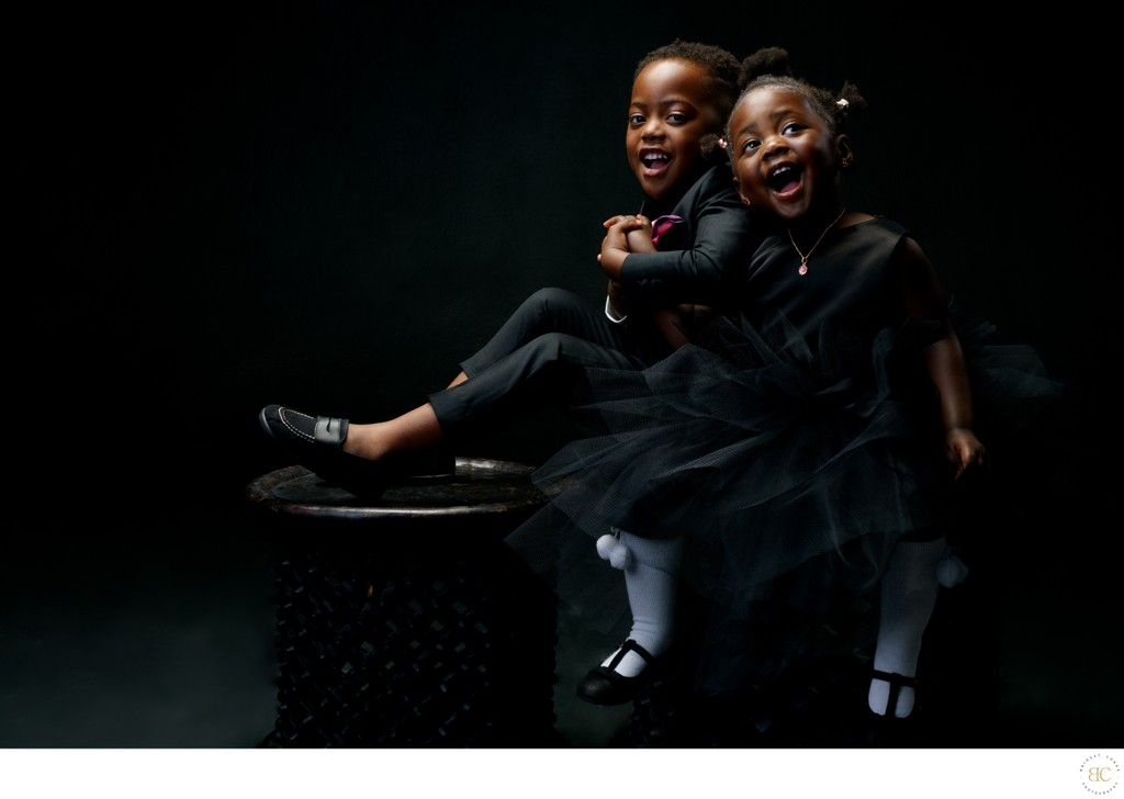 JOhANNESBURG: Children Portrait Session