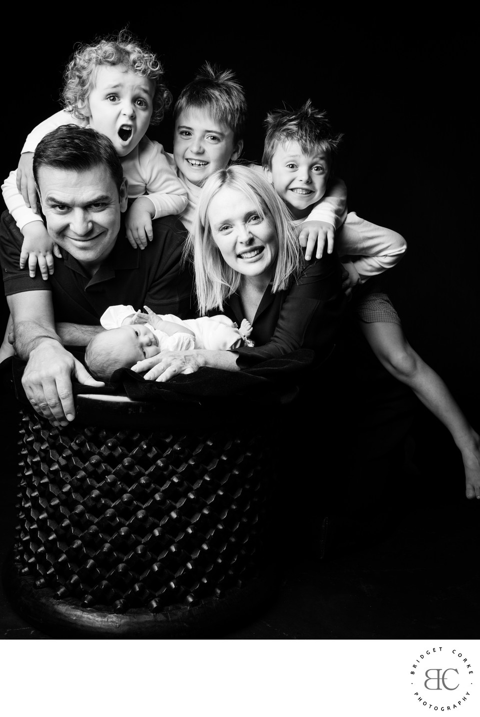JOHANNESBURG: Family Studio Photographer