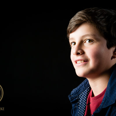 Family Teenager Shoot of Boy in Johannesburg Studio
