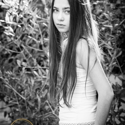 Family Teenager Photographed on Location in Johannesburg