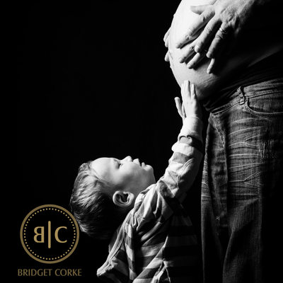 Pregnant Mum and Sibling Photography