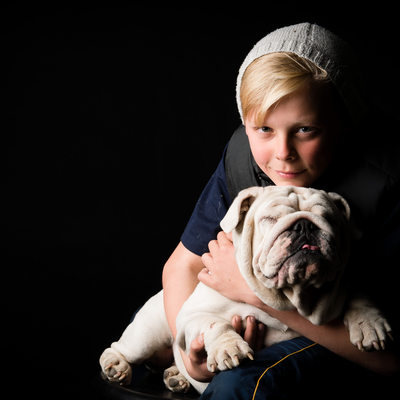 Best Johannesburg Bulldog Studio Pet Photographer