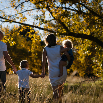 Outdoors Family Photographed Johannesburg