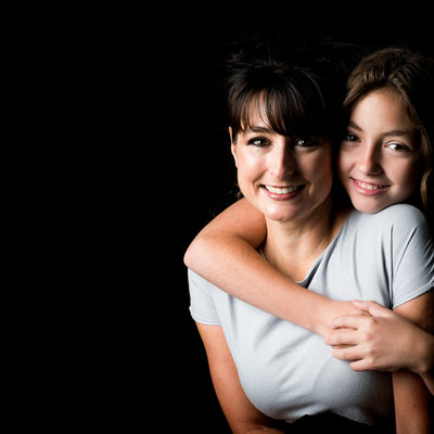 Beautiful Mother and Daughter Family Photographer Bridget Corke