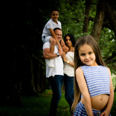Beautiful Family Shoot Captured in Late Summer by Johannesburg Family Photographer