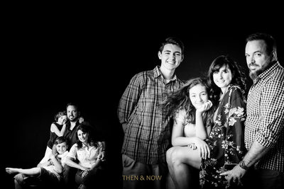 Johannesburg Family Photographer Then & Now 124