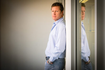 Corporate Portrait Photography Mimecast Brandon Bekker