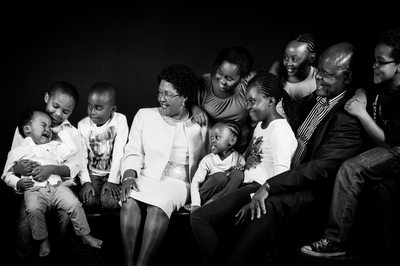 JOHANNESBURG: Large Family Photographer