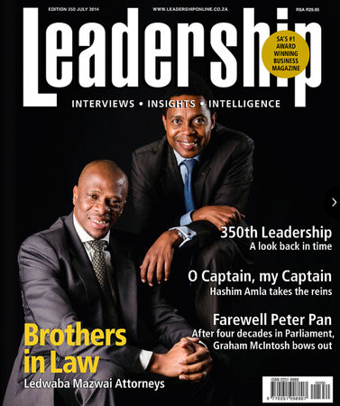 Editorial Photography Leadership Magazine Ledwaba Mazwai